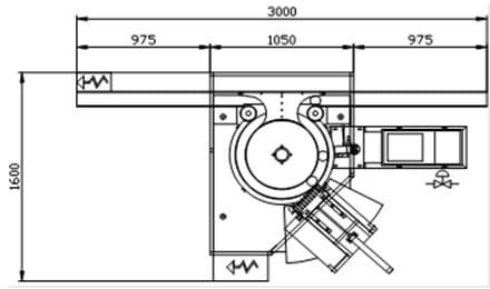 dositec maquina rotativa