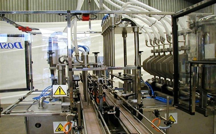 fabricante maquinas envasadoras lineales